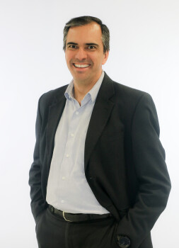 Marcelo Magalhães, gerente de Key Accounts da Volvo CE Latin America